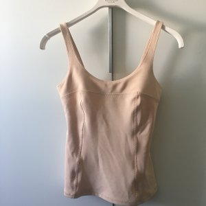 H&M Trend Top Nude Rosa 36