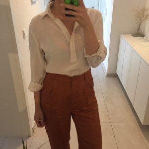 H&M Trend transparente Bluse aus Cupromix