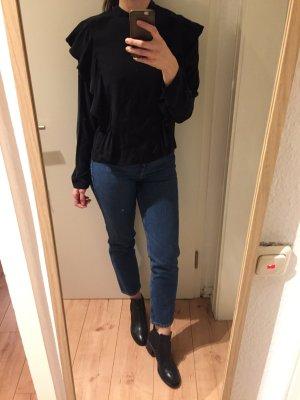 H&M Trend Voltan Bluse Top Oberteil neu!