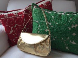 *H&M* Trendy Clutch in Gold