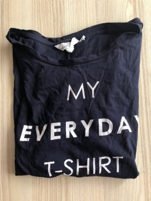 "H&M Tshirt ""My everyday t-Shirt"""