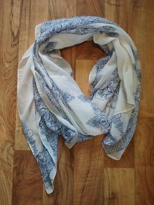 H&M Pañoleta blanco-azul
