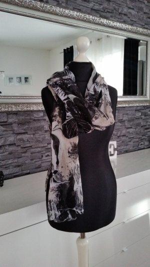 H&M Tuch mit großem Blumenprint