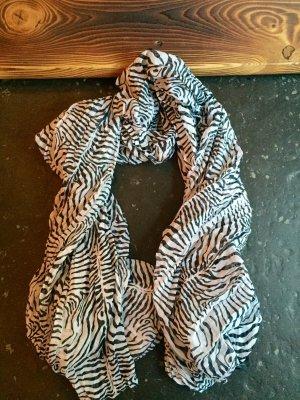 H&M Tuch mit Zebra-Muster