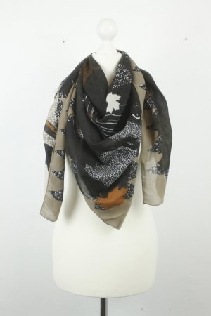 H&M Foulard multicolore polyester