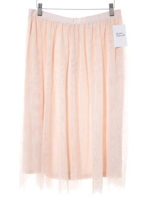 H&M Tüllrock rosé klassischer Stil
