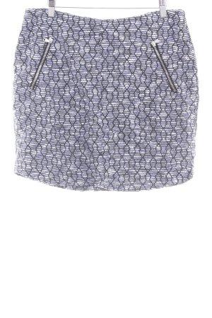 H&M Jupe tulipe motif abstrait élégant