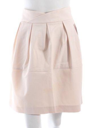 H&M Falda tulipán rosa estilo clásico