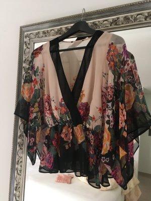 H&M Tunika Kimono Gr.36 bunt