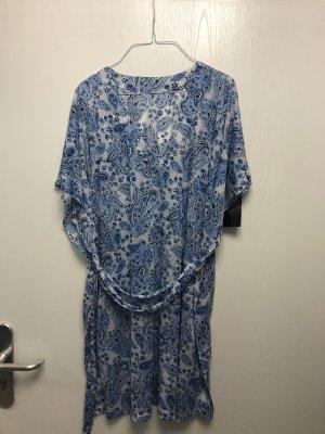 H&M Blusa de túnica multicolor
