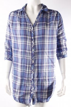 H&M Tunikabluse blau