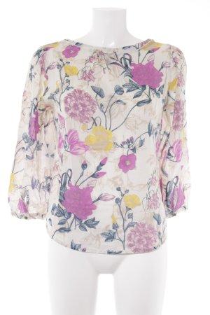 H&M Tunikabluse Blumenmuster Casual-Look