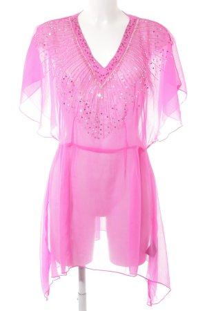 H&M Tunikabluse pink Elegant