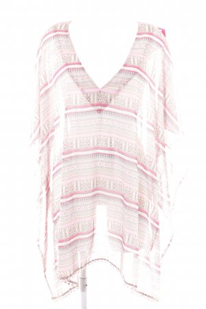 H&M Tunikakleid Aztekenmuster Beach-Look