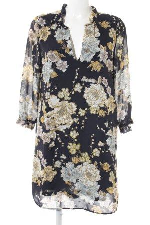 H&M Robe tunique motif de fleur