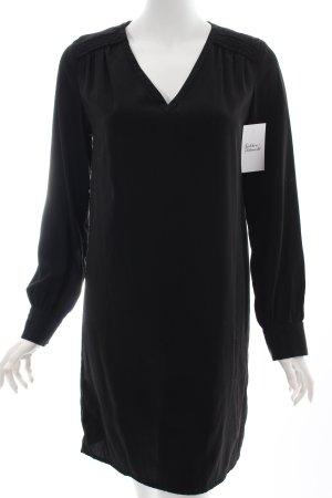 H&M Tunikakleid schwarz klassischer Stil