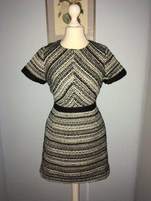 H&M Tweed Kleid Größe 34