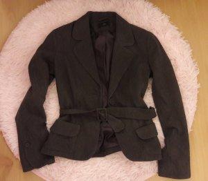 H&M Tweed Look Jacke Blazer