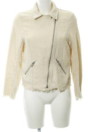 H&M Tweedblazer creme Elegant