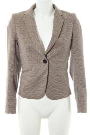 H&M Tweed blazer geruite print retro uitstraling