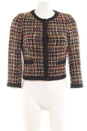 H&M Tweed Blazer flecked casual look