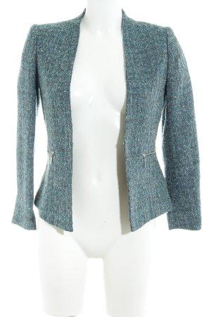 H&M Tweedblazer meliert Elegant