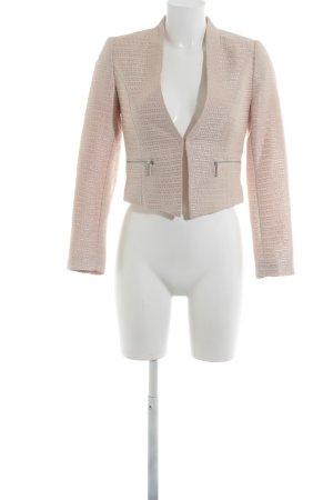 H&M Tweedblazer Streifenmuster Elegant