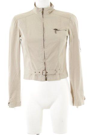 H&M Giacca mezza stagione beige stile casual
