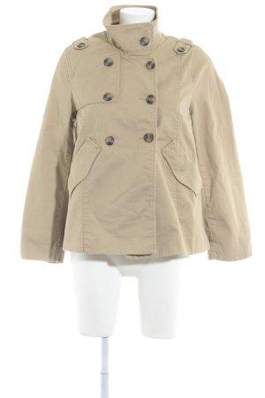 H&M Giacca mezza stagione crema-beige stile casual