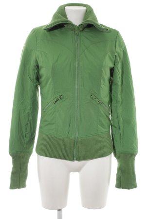 H&M Giacca mezza stagione verde prato-verde chiaro stile casual