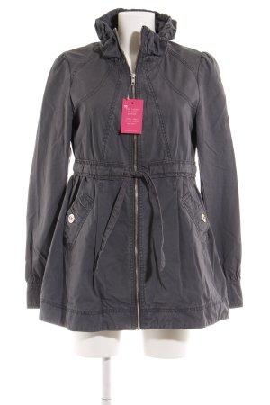 H&M Übergangsjacke graublau Casual-Look