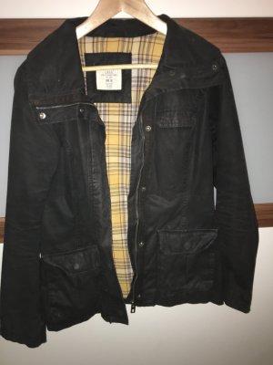 H&M Übergangsjacke schwarz