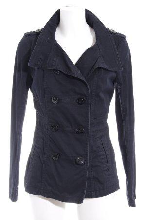 H&M Between-Seasons Jacket black casual look