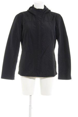 H&M Giacca mezza stagione nero stile casual