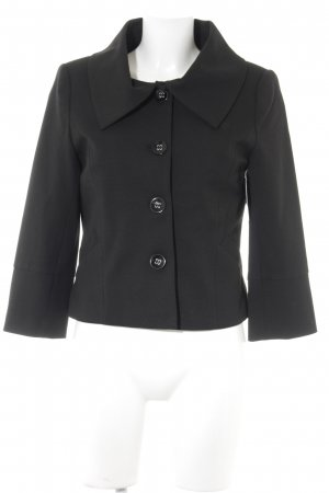 H&M Übergangsjacke schwarz Elegant