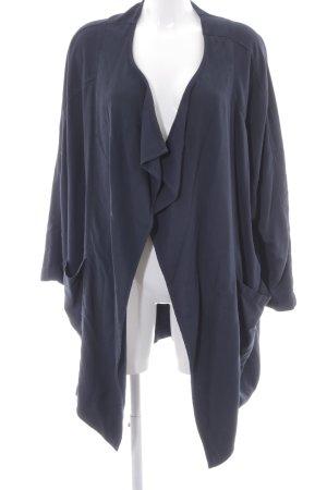 H&M Übergangsmantel dunkelblau Casual-Look