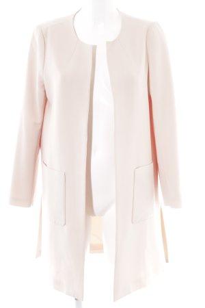 H&M Übergangsmantel rosé Street-Fashion-Look
