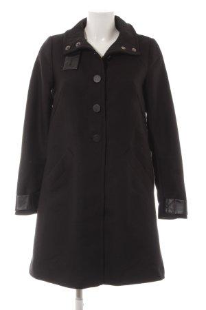 H&M Overgangsjas zwart casual uitstraling