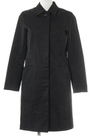 H&M Übergangsmantel schwarz Elegant