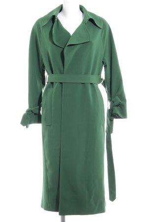 H&M Übergangsmantel waldgrün Paris-Look