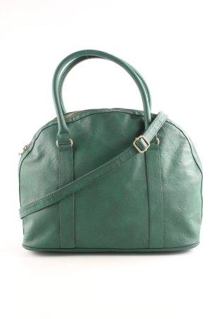 H&M Umhängetasche grün Casual-Look