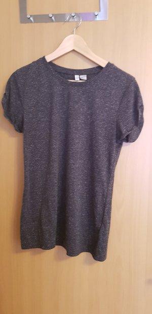 H&M Unifarbenes Shirt