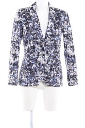 H&M Unisex-Blazer abstraktes Muster Casual-Look