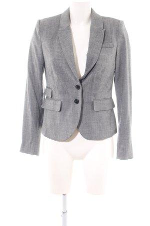 H&M Unisex Blazer light grey flecked business style