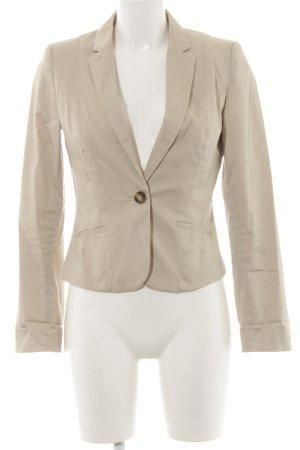 H&M Unisex-Blazer beige-hellbeige Business-Look