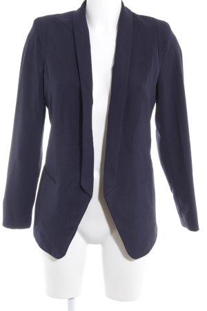 H&M Unisex-Blazer dunkelblau Elegant
