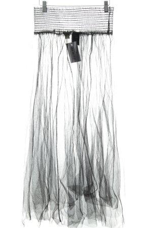 H&M Sottogonna nero stile casual