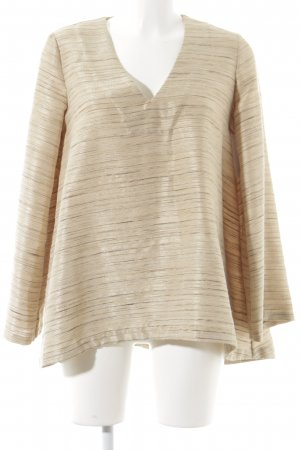 H&M Camisa con cuello V moteado look Street-Style