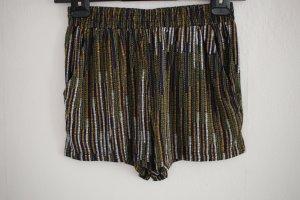 H&M VISKOSE Shorts mit Print