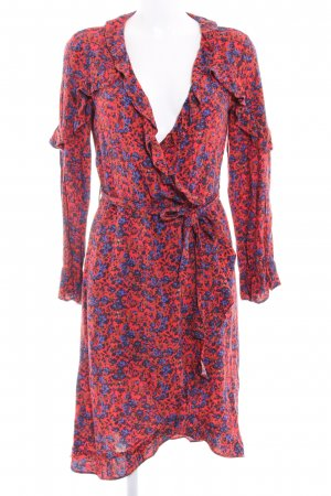 H&M Flounce Dress floral pattern casual look